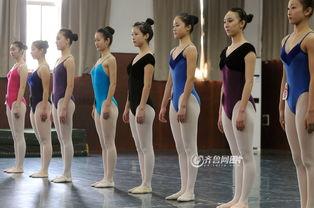 山东艺术学院舞蹈专业考试现场照片