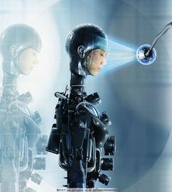 高科技-图解 你的工作就要被机器人抢走了
