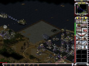 红色警戒2心灵终结3.0大陆与岛屿2v1地图下载