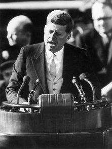 美国总统肯尼迪珍贵照片