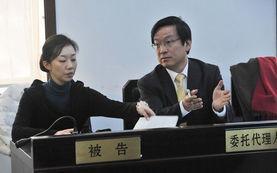 侯瓒被诉讨还25万车款 辩称是侯耀华替父赠送