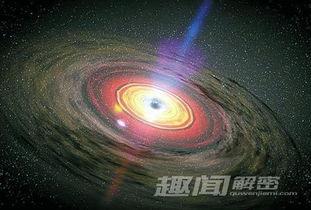 黑洞 大胃王 吞噬物质速度是预期10倍