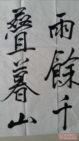 陈忠实书法作品(陈忠实有哪些作品?)