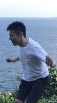 塑料兄弟情林更新丑照为赵又廷庆生