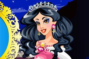 茉莉公主该怎么化妆