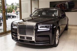 ...平行国际 进口幻影现车豪华品质 新款现车报价多少钱