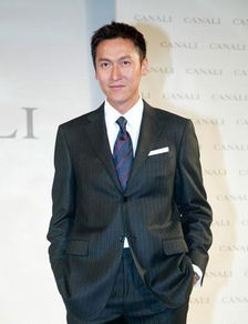 香港TVB签约男艺人 马德钟