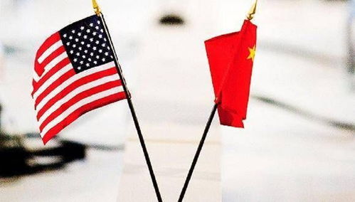 中美贸易战在升级,中国强势反击使美措手不及