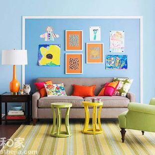 巧用木板妙布置 14个墙面装饰方案