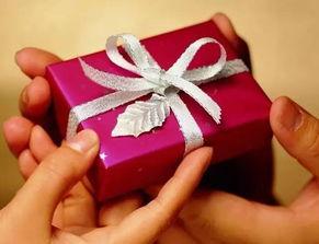不同国家收到礼物的礼仪表现
