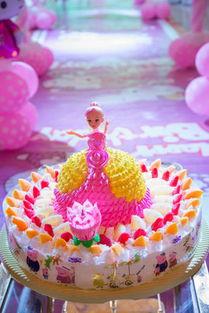 蛋糕 生日蛋糕 粉色蛋糕