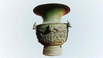 关于龙虎尊等八件青铜器的发现