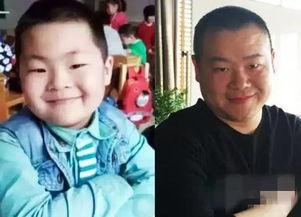 这个撞脸岳云鹏的小宝宝就不用说了吧,后来还跟岳云鹏一起上了电视。