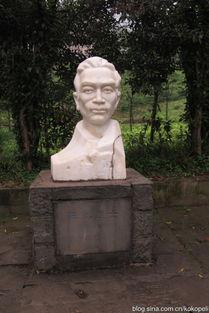 重庆渣滓洞烈士雕像
