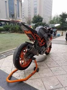 现车出售丨Moto3血统,KTM RC 390