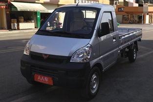 五菱汽车 五菱荣光小卡 2017款 1.5l单排基本型l3c