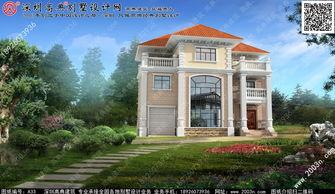 别墅设计图三层设计图