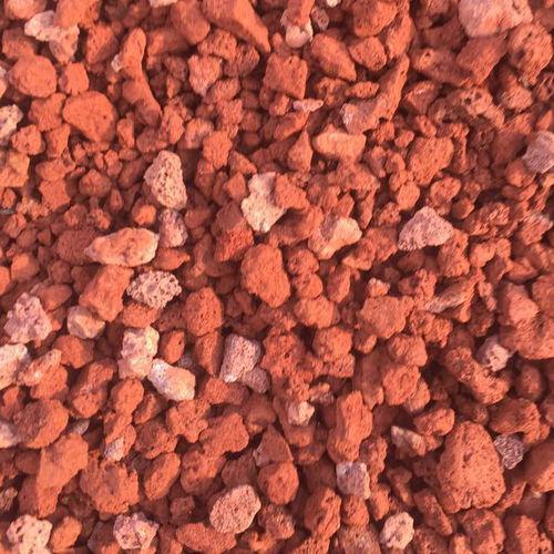 火山石什么颜色养花好