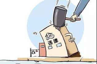 拆除违法建设法律法规