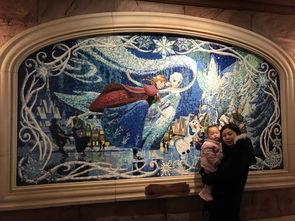 otter亲测上海迪士尼 1岁4个月宝宝的迪士尼跨年