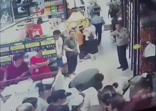 南通老人超市拿鸡蛋拒付款被拦后猝死,家属索赔38万,评论一边倒