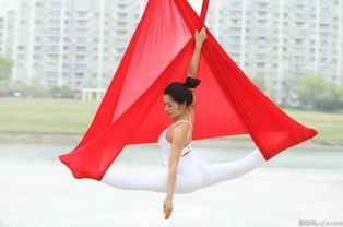kinki 如何学好空中瑜伽