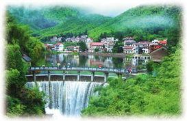 安吉 绿水青山就是金山银山 美丽中国