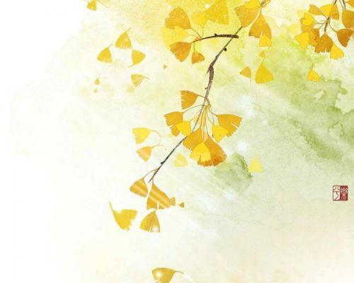 描写秋季的古诗词古诗句