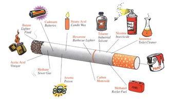 禁止吸烟的作文100字