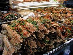 抵不住的诱惑 香港街头小吃