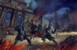 《神魔大陆·暮光之城》为破晓而战