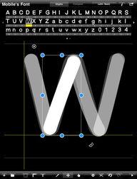 字体编辑器 iFontMaker 字体编辑器下载