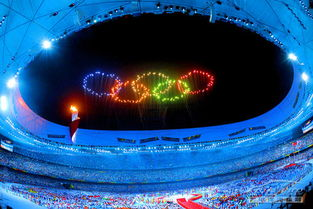 2008年北京奥运会开幕仪式-中国奥运百年历史 华耀中华十年感恩