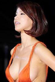 刘雨欣露青筋力压柳岩 亮胸器令人作呕的女星