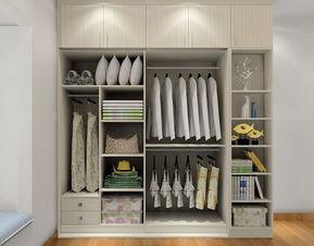 一般衣柜是多高