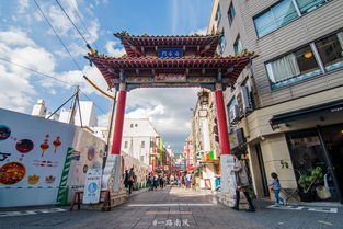 日本神户有条南京街,商家卖中国货,讲普通话