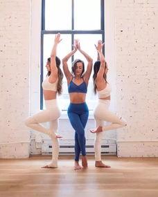 我当瑜伽老师的日子