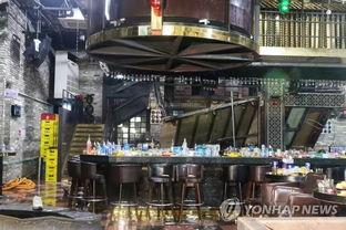 南韩光州一酒吧倒塌致2死8名游泳世锦赛运动员受伤