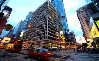 扫货香港 繁华都市找寻油尖旺