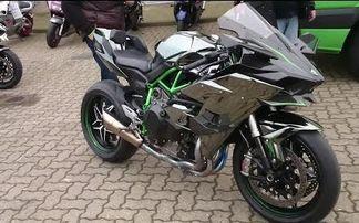 川崎h2r多少钱(这是什么摩托车 大约)