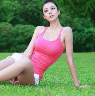 中国第一黄金比例美女曝光 魔鬼般的身材