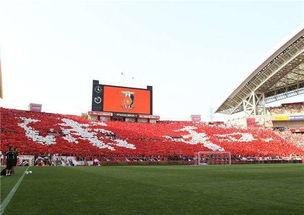 中国球迷的榜样j联赛浦和红钻球迷看台