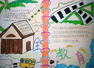 小学生安全教育黑板报
