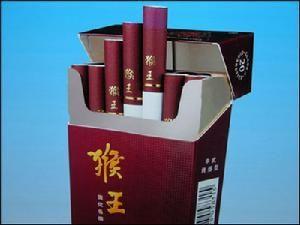 猴王烟(宁夏猴王香烟多少钱一包)