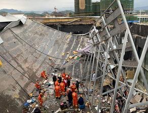 广西百色市发生酒吧钢结构屋面坍塌较大事故