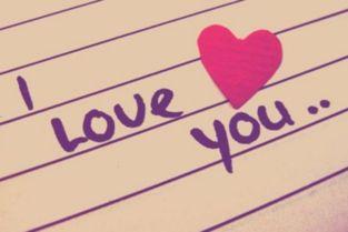 我爱你英文怎么写
