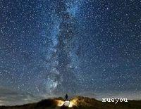 有关星空的写景作文600字