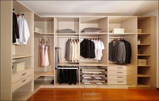 定制衣柜材质哪种好?