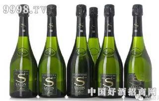 传说中的香槟 沙龙香槟Salon