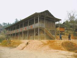 中国西部有哪些贫困小学